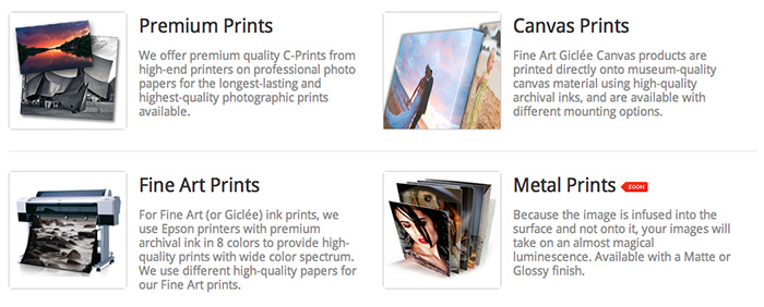 Fotomoto Prints